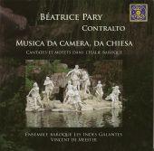CD Da camera, da chiesa, Voice of Lyrics
