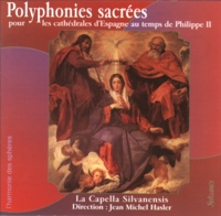 CD Polyphonies sacrées